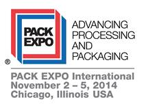 CMG Will be at Pack Expo in Chicago Nov-2-5 booth n 6261