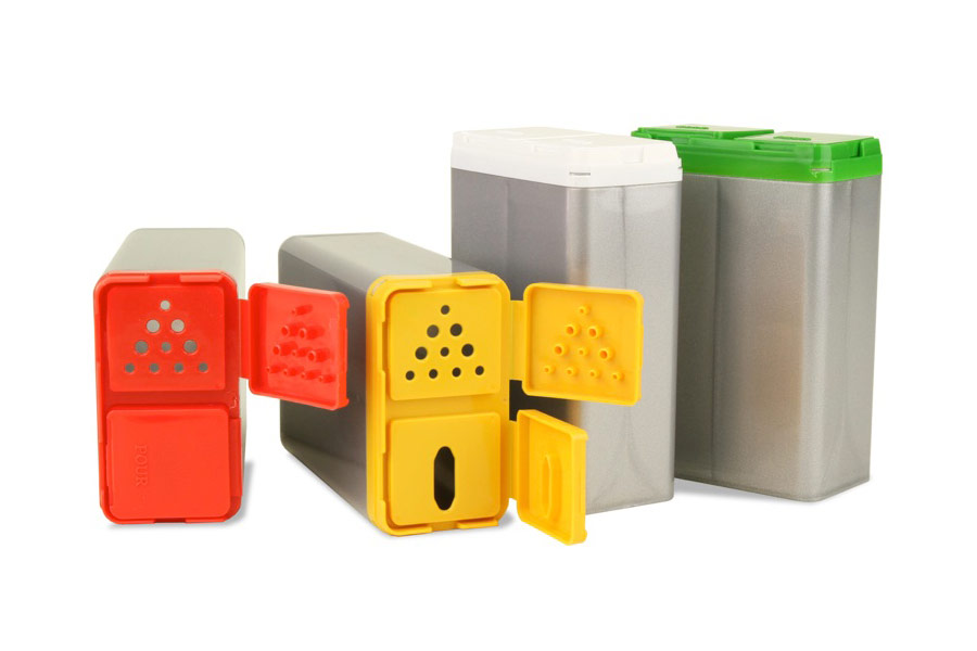 Plastic-Spice-Containers