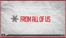 Happy Holidays from CMG Plastics!
