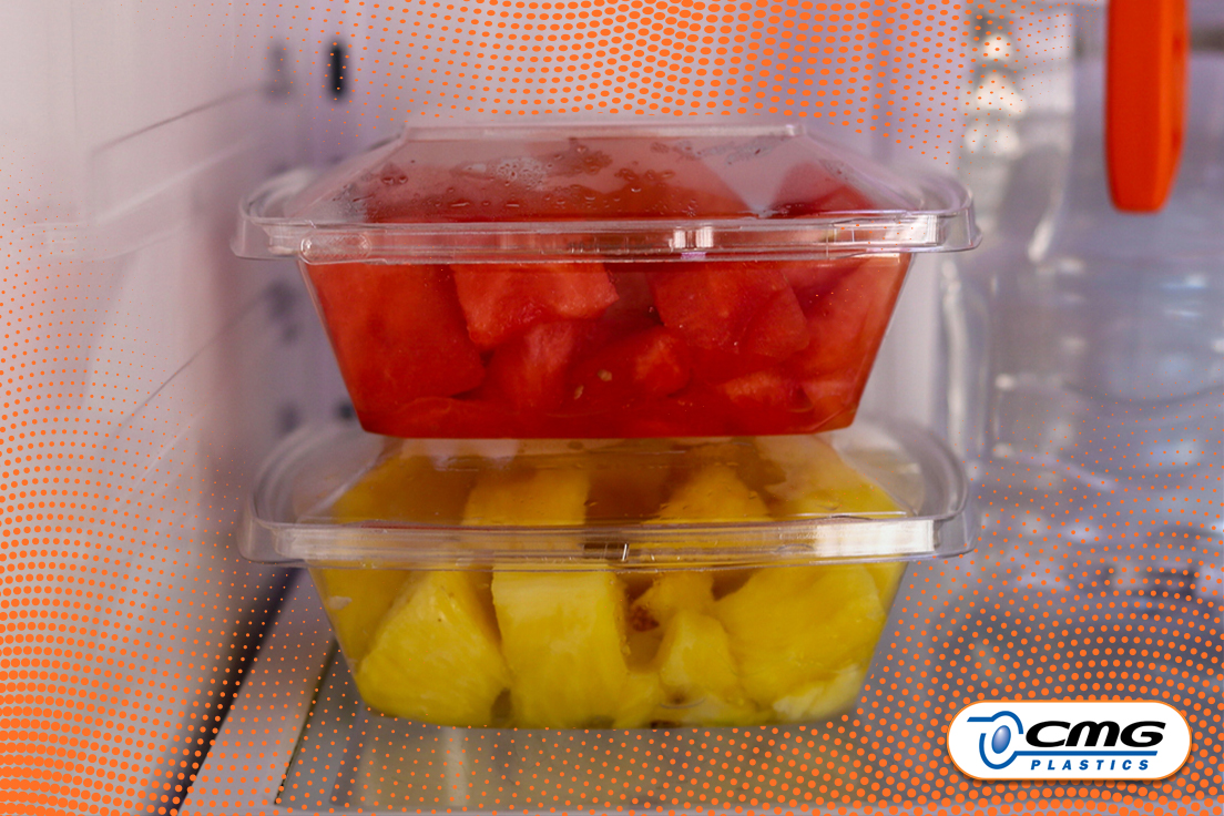 Reusable Plastic Food Containers - CMG Plastics