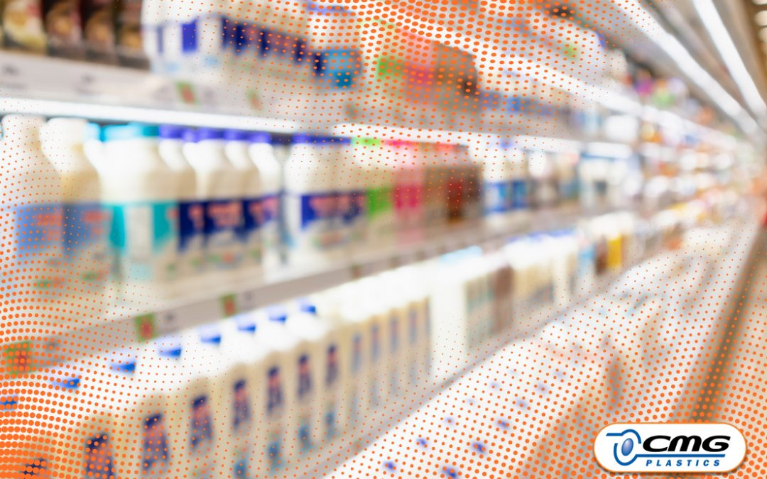 Want to Get Noticed in the Dairy Aisle? Use In-Mold Labeling for the Win!