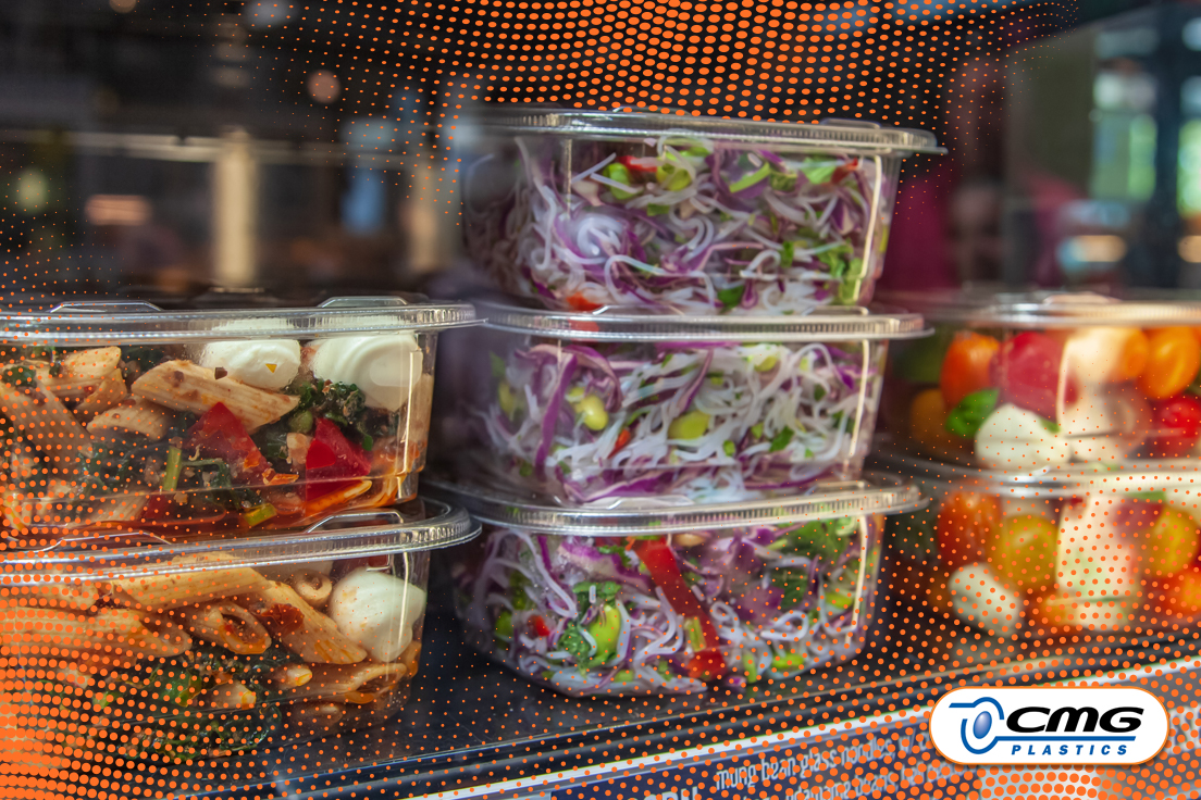 Deli Counter Items in Package
