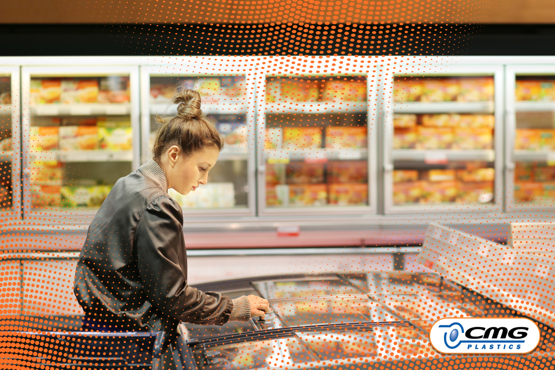 Freeze Customers in Their Tracks with In-Mold Labeling for Ice Cream Photo.