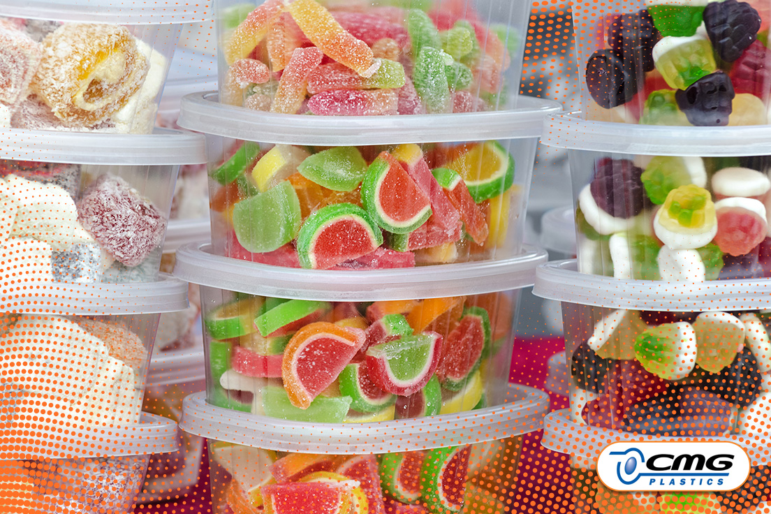 Candy Plastic Packaging Manufacturer - CMG Plastics